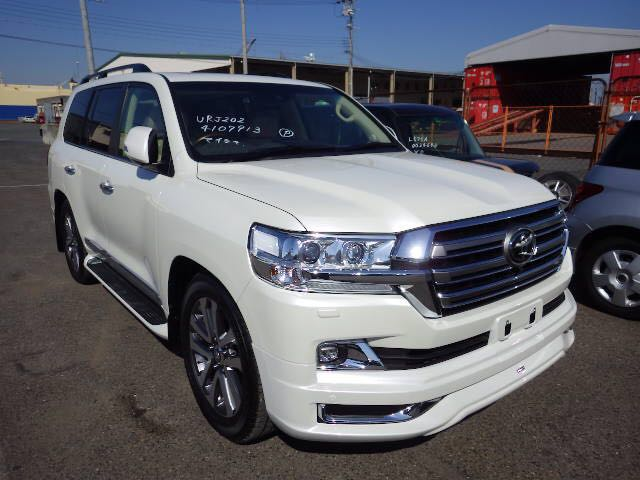 TOYOTA LAND CRUISER ZX Image 1 TOYOTA LAND CRUISER ZX Images   FULL HOUSE ZERO METER 2016