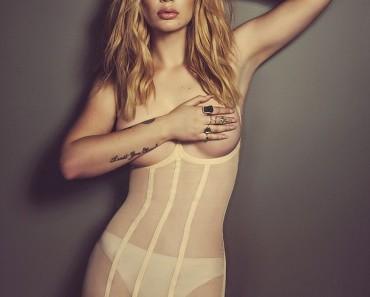Iggy Azalea Topless Photoshoot for Schön Magazine #1