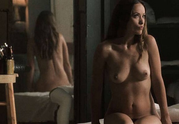 Olivia Wilde  Olivia Wilde Uncensored Vinly Nude Pics