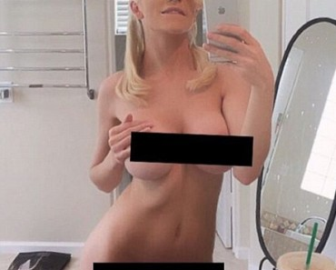 Courtney Stodden copies Kim Kardashian's Nude Selfie #1