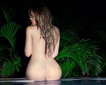 Khloe Kardashian Uncensored Naked Photos #1