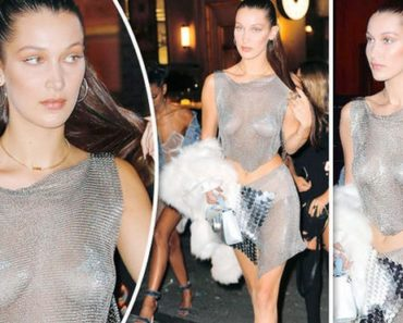 Bikini Beauty Bella Hadid Flashes Nipple Piercing