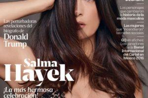 Salma Hayek GQ Mexico