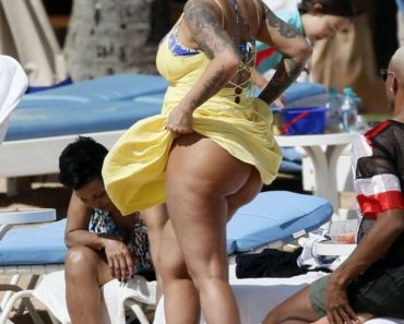 Amber Rose bad bikini pics