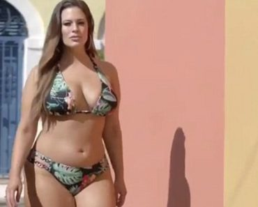 Ashley Graham Swimsuit