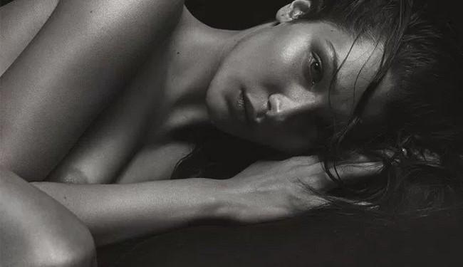 Bella Hadid 8 Bella Hadid Nude V Magazine Photo That Will Give You Chills
