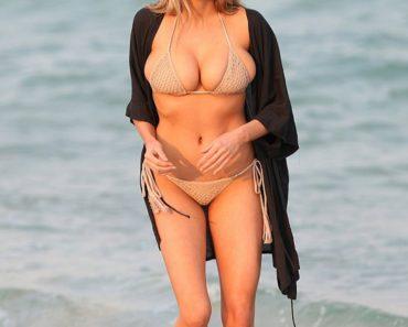 Charlotte McKinney Bikini Photos