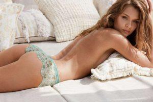 Josephine Skriver Topless Pics - Victoria Secret