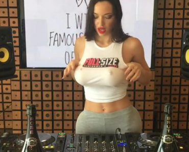DJ Model - Huge Boobs