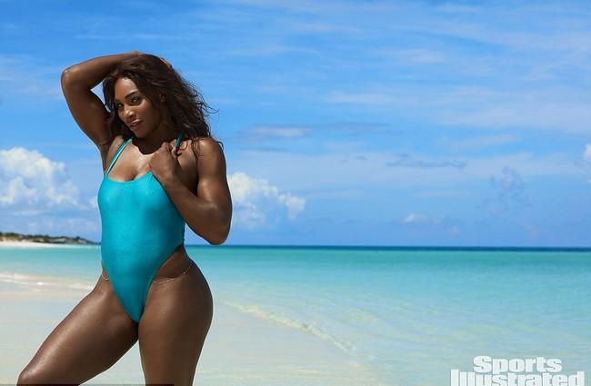 Serena Williams Serena Williams Swimsuit Photo   Sports Illustrated Swimsuit 2017