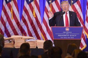Donald Trump Press Conference February 16