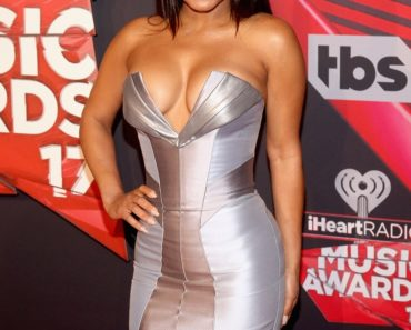 Christina Milian Hot Cleavage