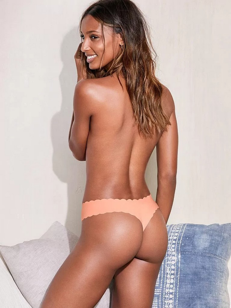 Jasmine Tookes Victoria Secret Lingerie photoshoot Jasmine Tookes Victorias Secret Lingerie Photoshoot 2017 (7 Pics)