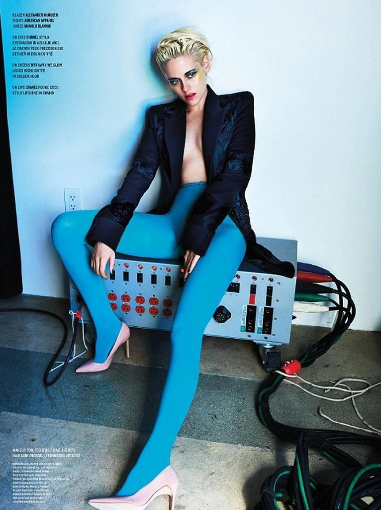 Kristen Stewart Kristen Stewart Nude V Magazine Photos Revealed (6 Pics)
