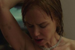 Nicole Kidman topless on Big Little Lies scene
