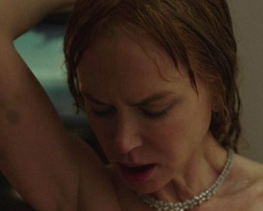 Nicole Kidman topless on Big Little Lies scene
