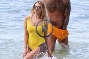 Olivia Buckland Swimsuit