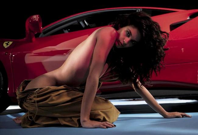 Sara Sampaio Sara Sampaio Hot Photoshoot In GQ Italy Magazine (5 Pics)