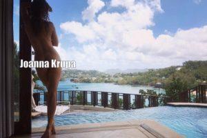 Joanna Krupa bum photo
