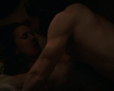 Peri Baumeister Sex Scene on The Last Kingdom