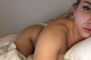 Zoie Burgher Shows Big Tits Naked