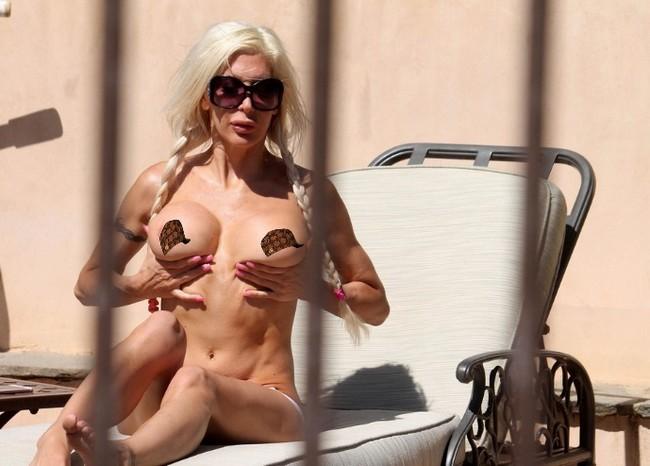 Frenchy Morgan Nude 3 Frenchy Morgan With Huge Tits (21 Photos)