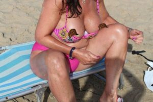 Lisa Appleton Nipple Slip