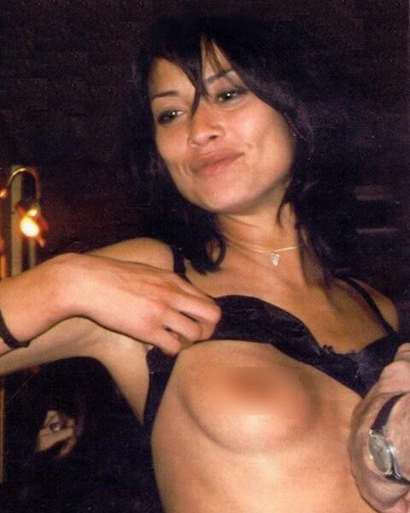 Melanie sykes assets erupt