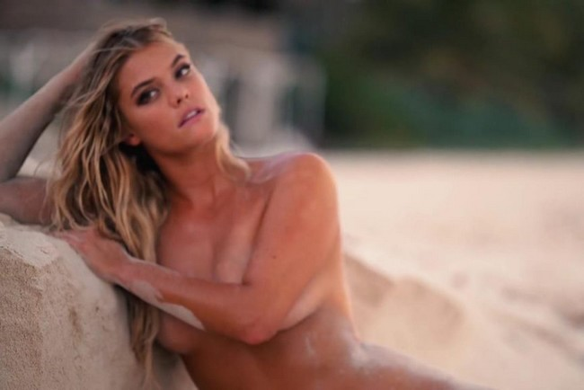 Nina Agdal Hot Photoshoot Nina Agdal Latest Hot Nude Photoshoot (8 Pics)