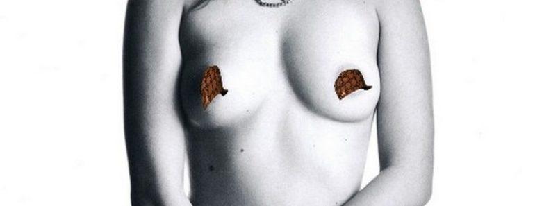 Barbara Palvin Goes Topless