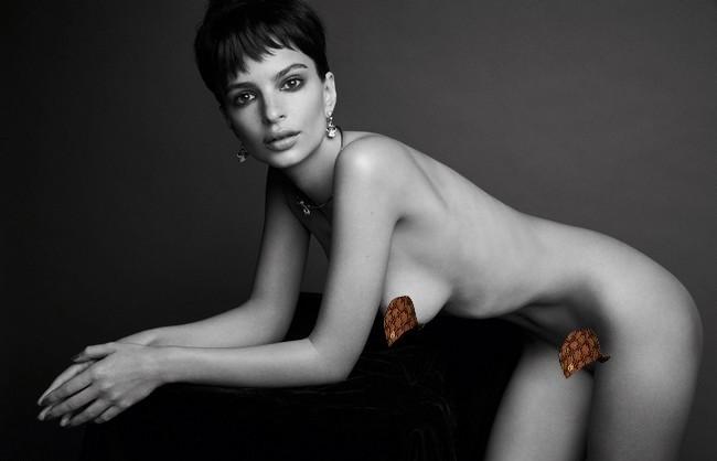 Emily Ratajkowski Naked Emily Ratajkowski Uncensored Naked Pictures (3 Photos)