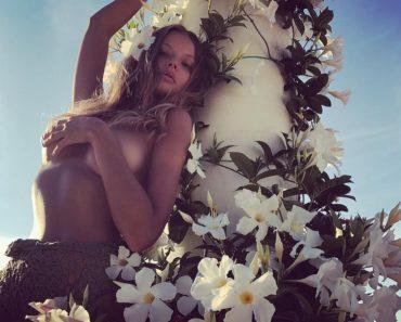 Magdalena Frackowiak Topless