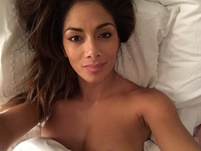 Nicole Scherzinger Private Photos Leaked Nicole Scherzinger Private Photos Leaked (4 Photos)