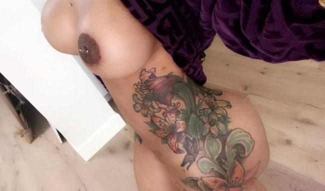Blac Chyna Nude Leaked Blac Chyna Nude Leaked (4 Photos)
