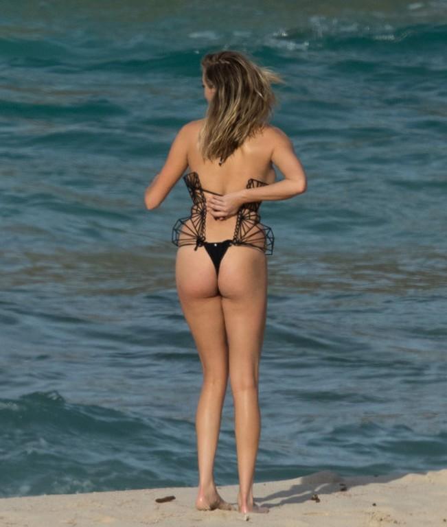 Kate Upton SI Photoshoot Kate Upton SI Topless Photoshoot (7 Photos)